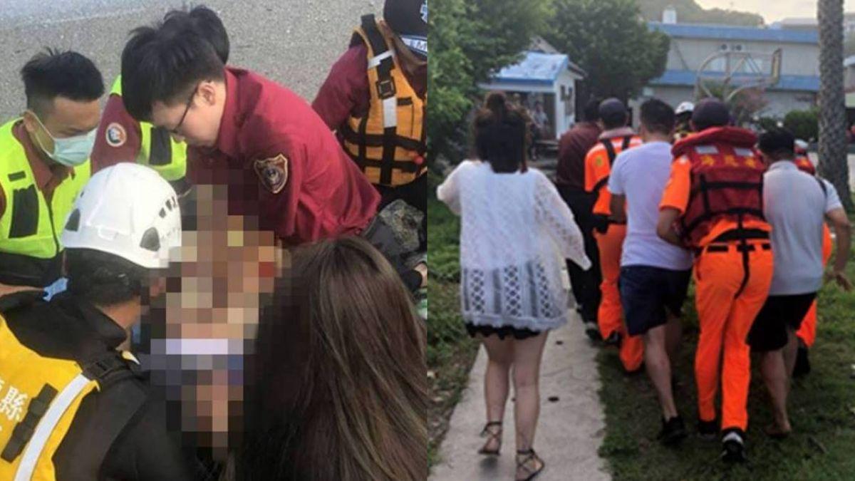 宜蘭連3起溺水…清晨找到母子檔媽媽 夫腿軟痛哭
