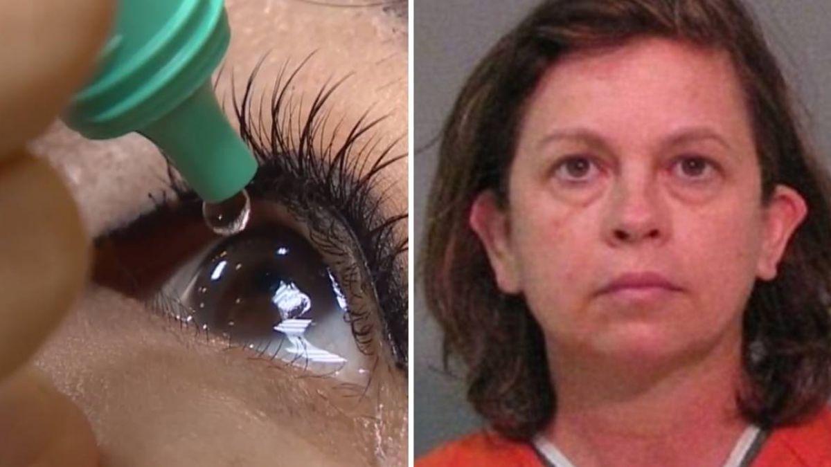 每天加3滴 蛇蠍妻用「9滴眼藥水」殺夫…鄰居嚇壞:她是好妻子