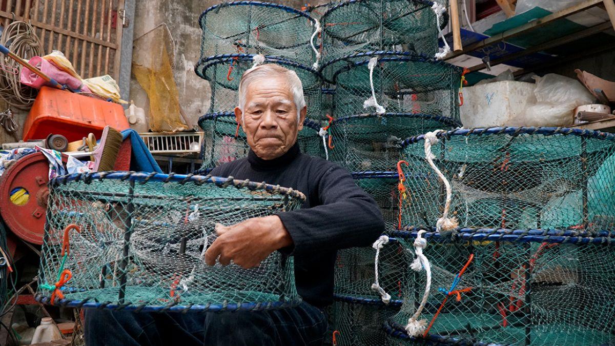 萬里蟹紀錄片發表 朱立倫:產值提升、永續海洋一個都不能少