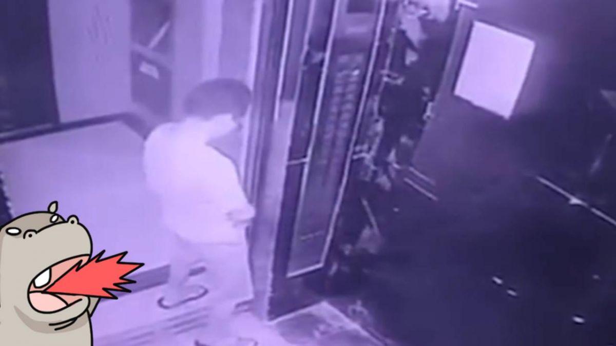 住戶「滑梯下墜」慘受困!竟是他讓電梯「慢性中毒」