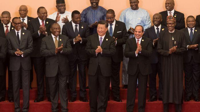 習近平:未來3年全面加強與非洲合作