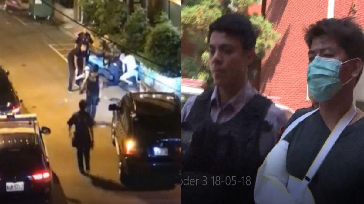 假釋期犯案拒入監 偕竹聯女友藏匿旅館