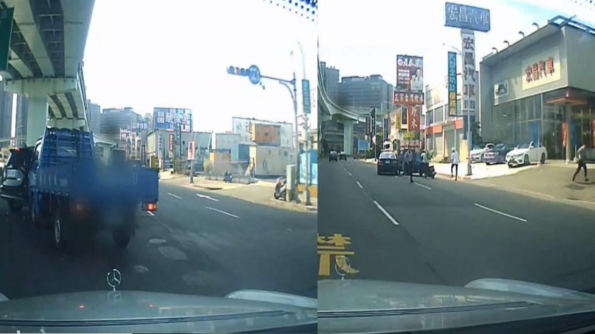 定位鎖定酒駕偷車賊 害3車連撞跳車逃