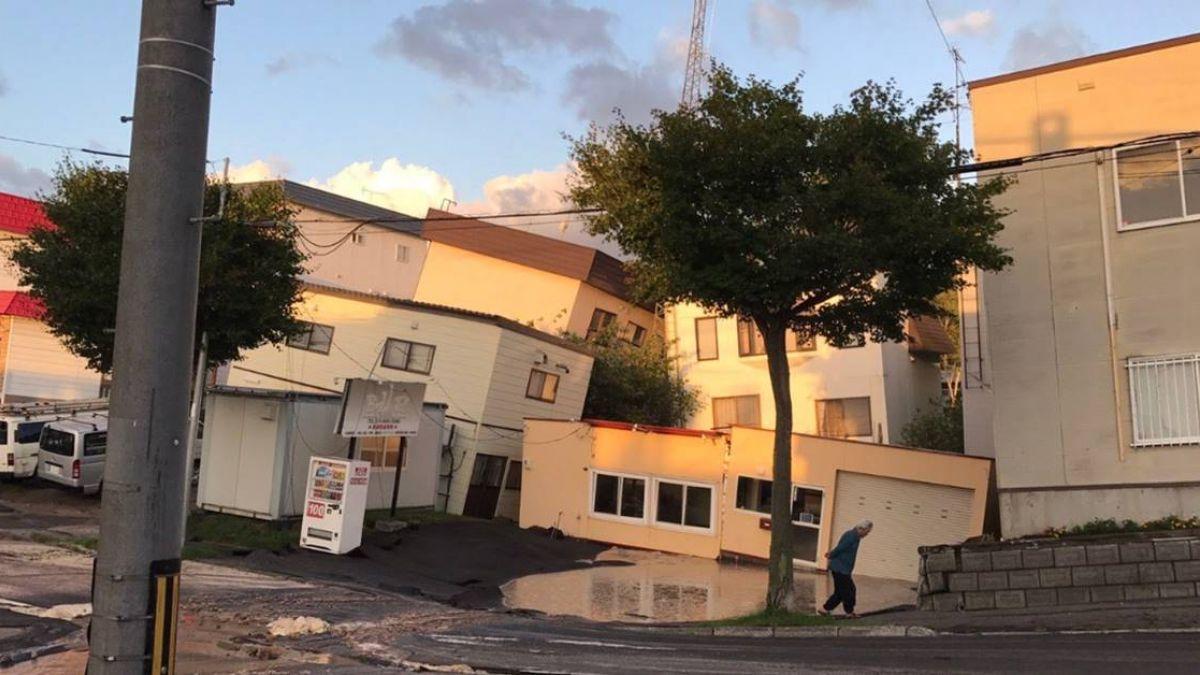 北海道凌晨規模6.7強震 !295萬戶停電 華航6日來回航班取消