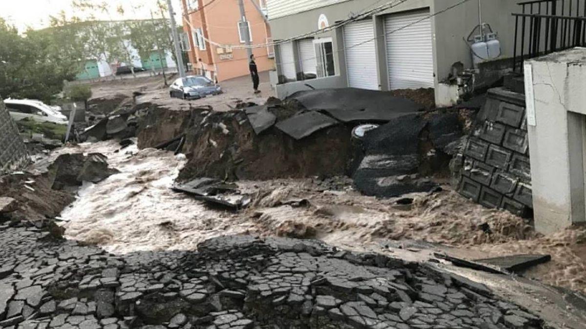 北海道強震 氣象廳:未來數日恐有強烈餘震