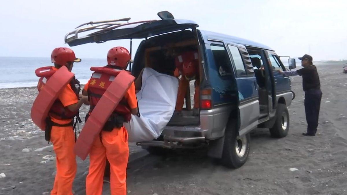 「如果要我幫,你快點起來」釣客喊話 何教練遺體朝海灘漂