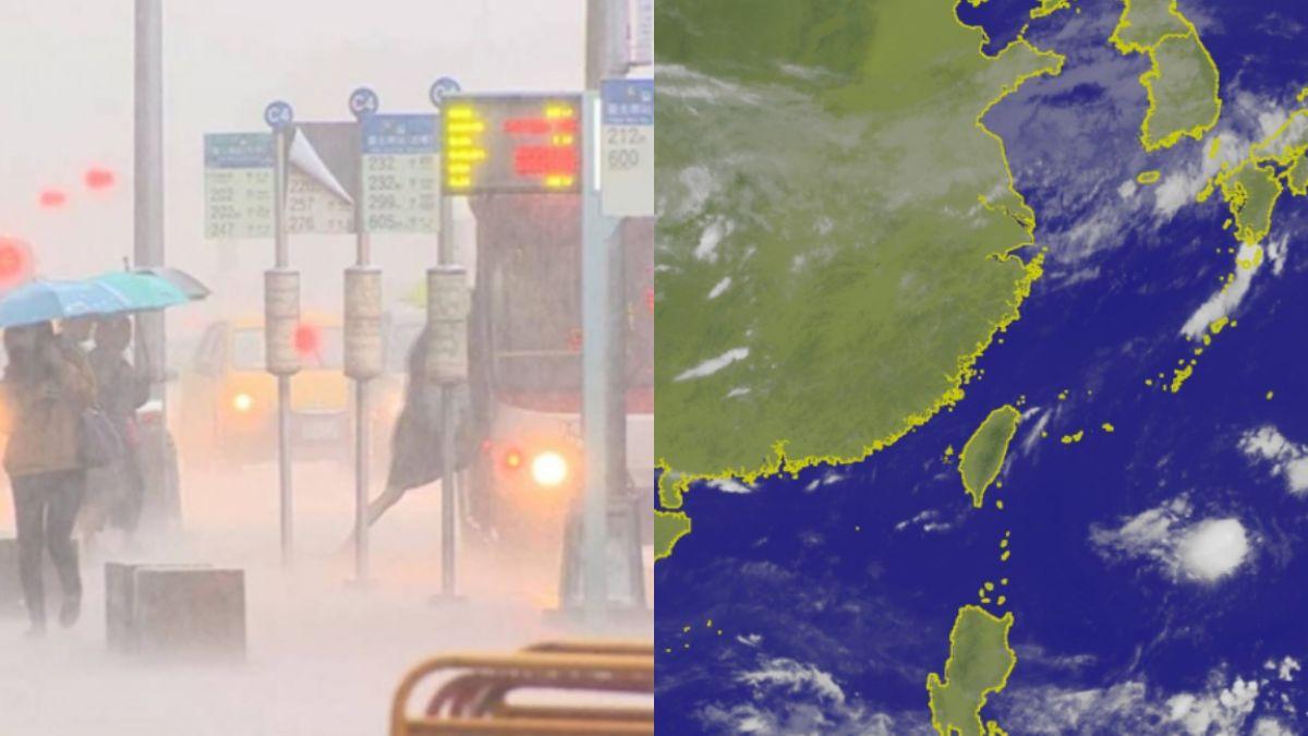 下周雙颱生成非常危險?氣象專家示警:9月颱風特別凶悍