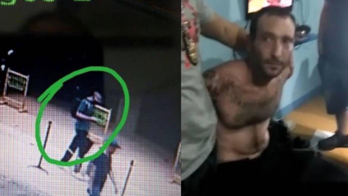 菲律賓警方攻堅!永和分屍案凶嫌認命被逮 畫面曝光
