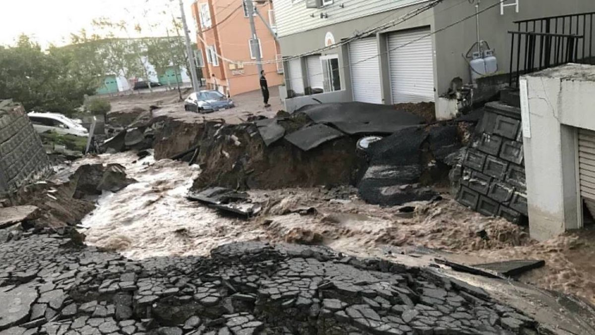 北海道6.7強震釀土壤液化 至少2死39失蹤140傷