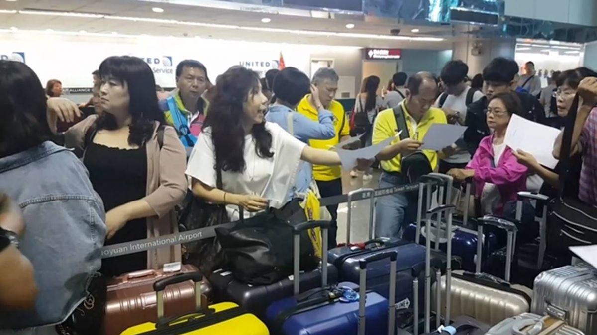 出國遇地震、颱風 旅遊不便險加保旅客激增
