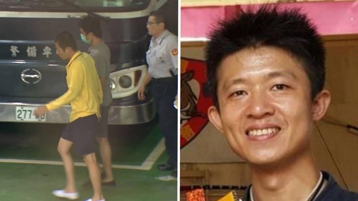 華山分屍凶嫌首開庭 律師:他很後悔!檢求處死刑