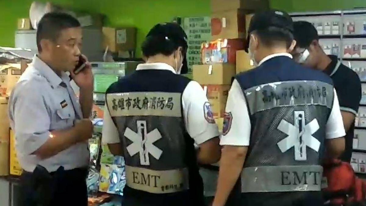 超商店員遭2名惡煞毆打…鮮血直流 淡定客人見狀:晚點來