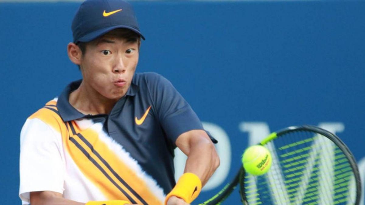 曾俊欣速戰速決 美網青少年男單晉8強