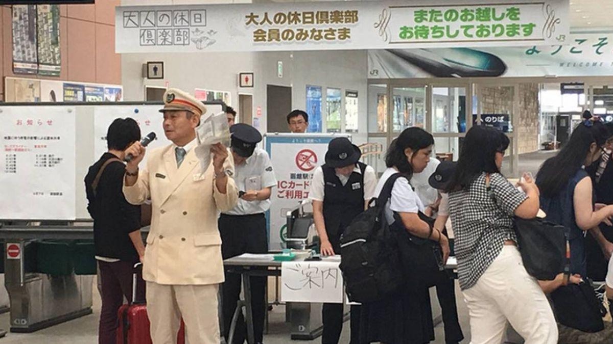 北海道強震目前16死26人失聯 新幹線中午可望通車