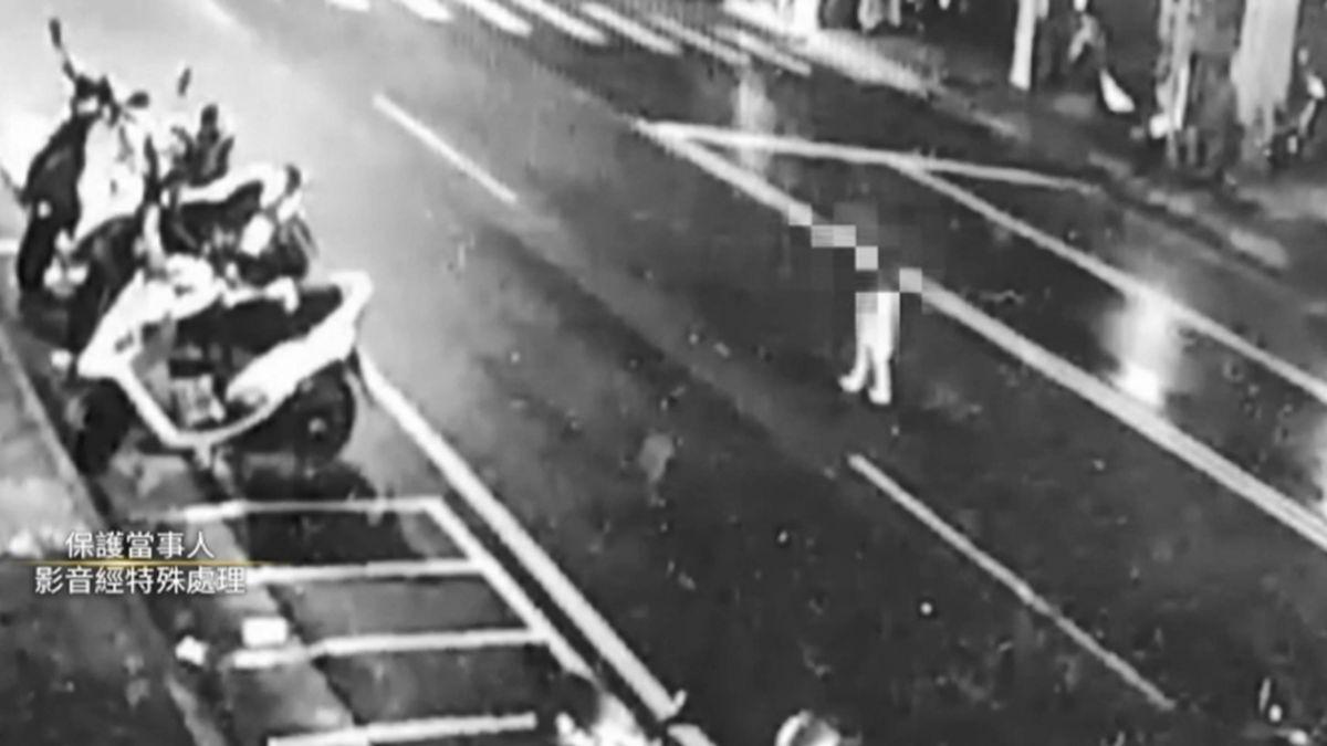 「優良司機」撞死女童肇逃?司機辯:她原本就躺在那