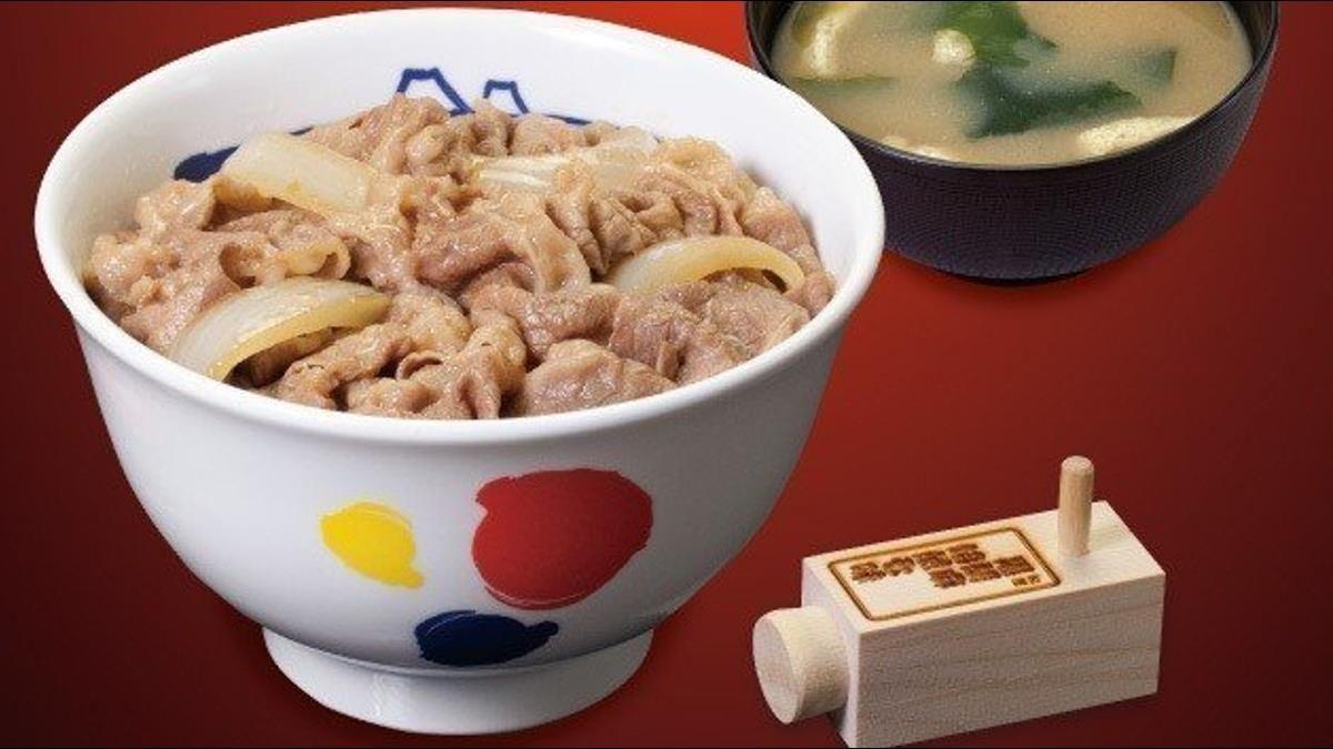松屋牛丼來台價格「比日本便宜」!網友大讚:超佛