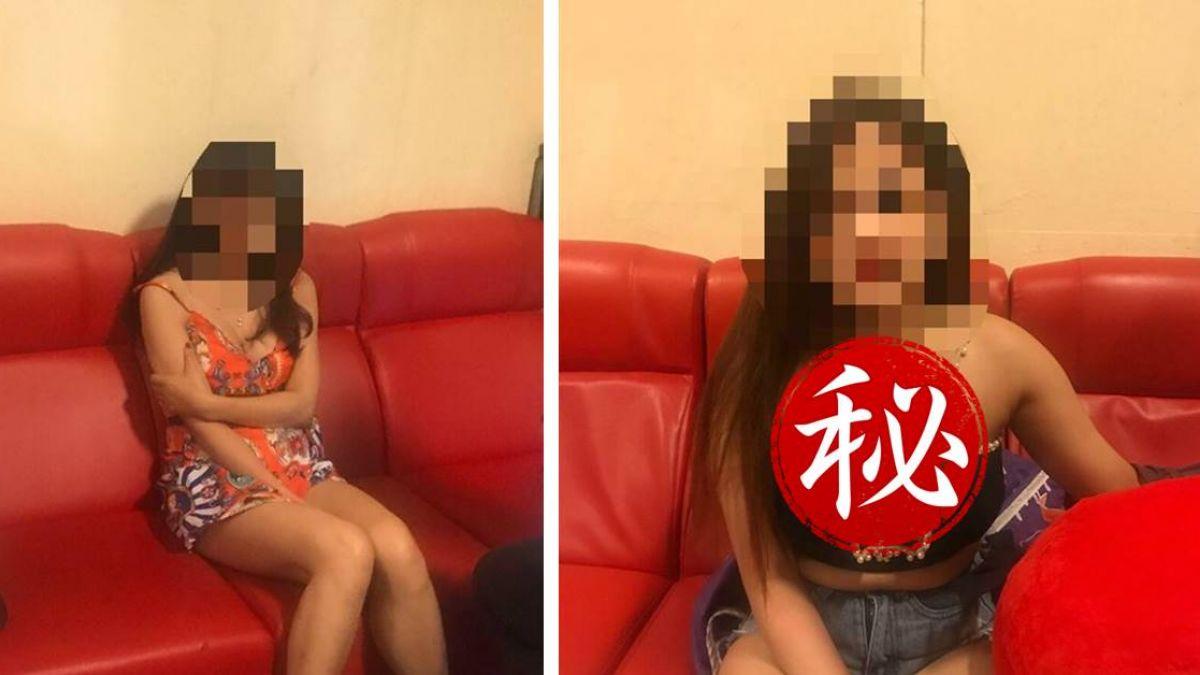 阿公店變應召站…15分1500元!越南妹穿低胸爆乳裝 一天接20客