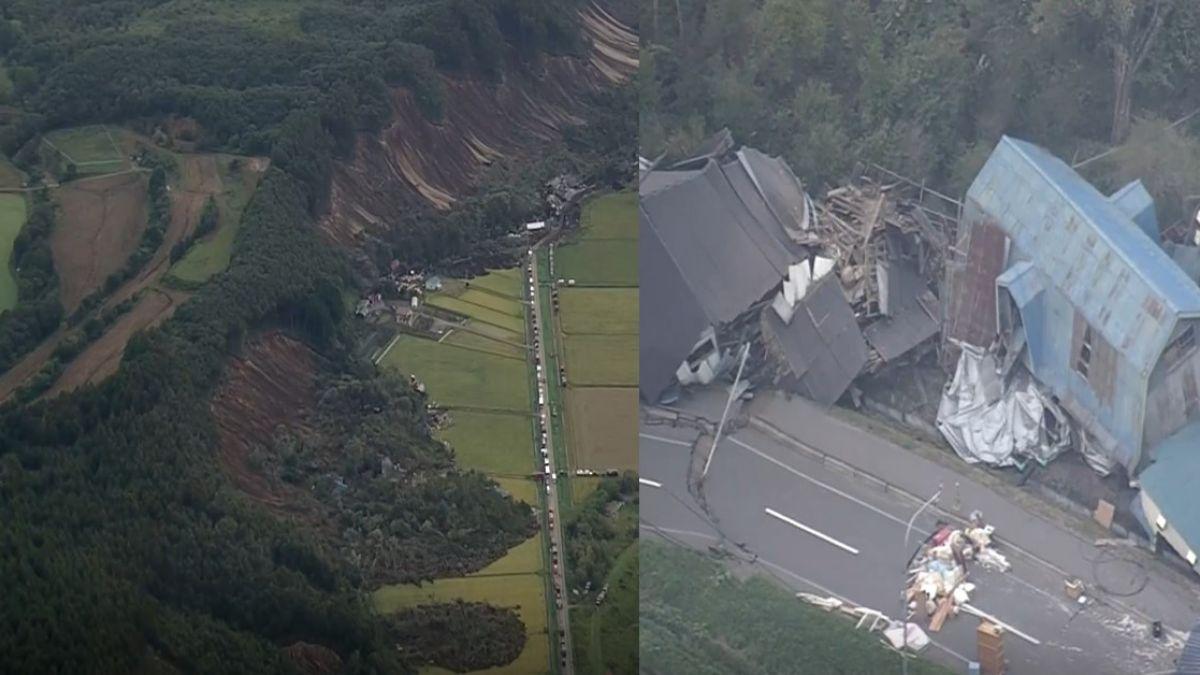 強震造成16死26失蹤 災區缺水缺電仍嚴重