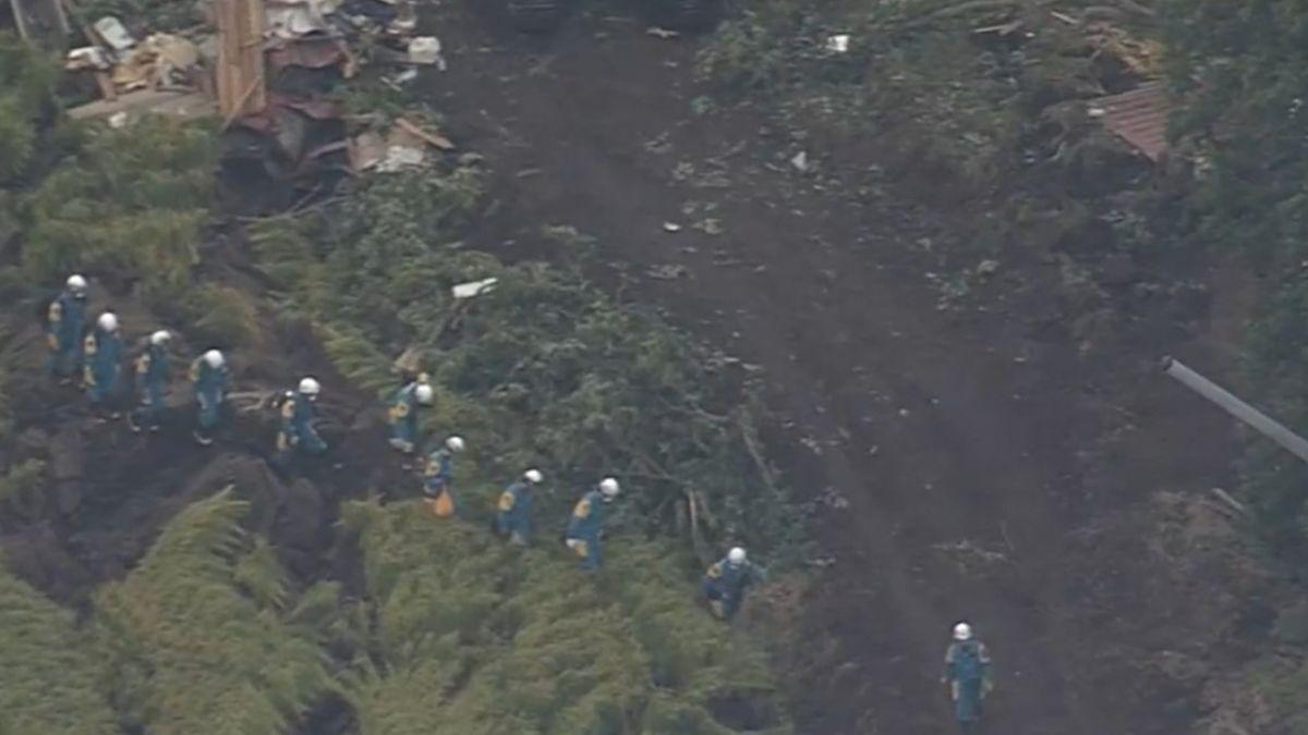 北海道強震天搖地動 土壤液化 停電變「黑暗之城」
