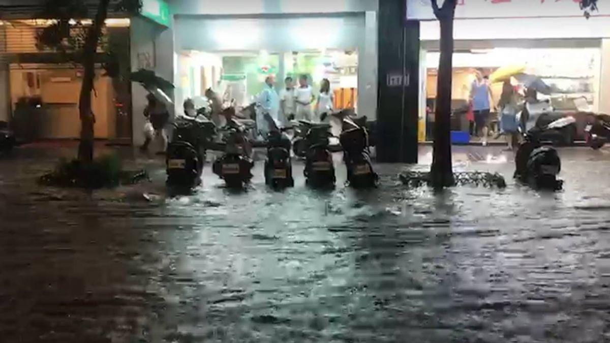 【不斷更新】暴雨狂襲北北基!各地淹水災情看這裡