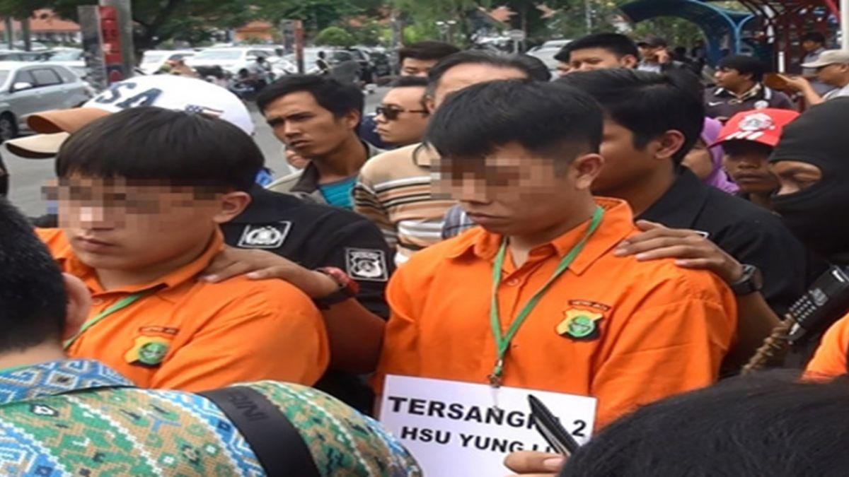 8台嫌印尼運毒遭判死 上訴高等法院遭駁回