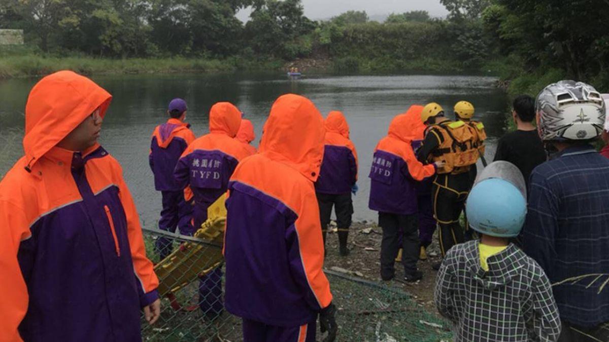 15歲國中生廢魚池戲水 不諳水性喪命