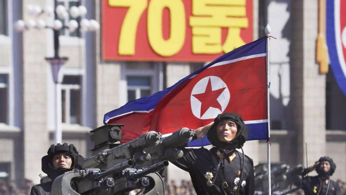 建國70周年!北韓「低調」閱兵 沒秀洲際飛彈