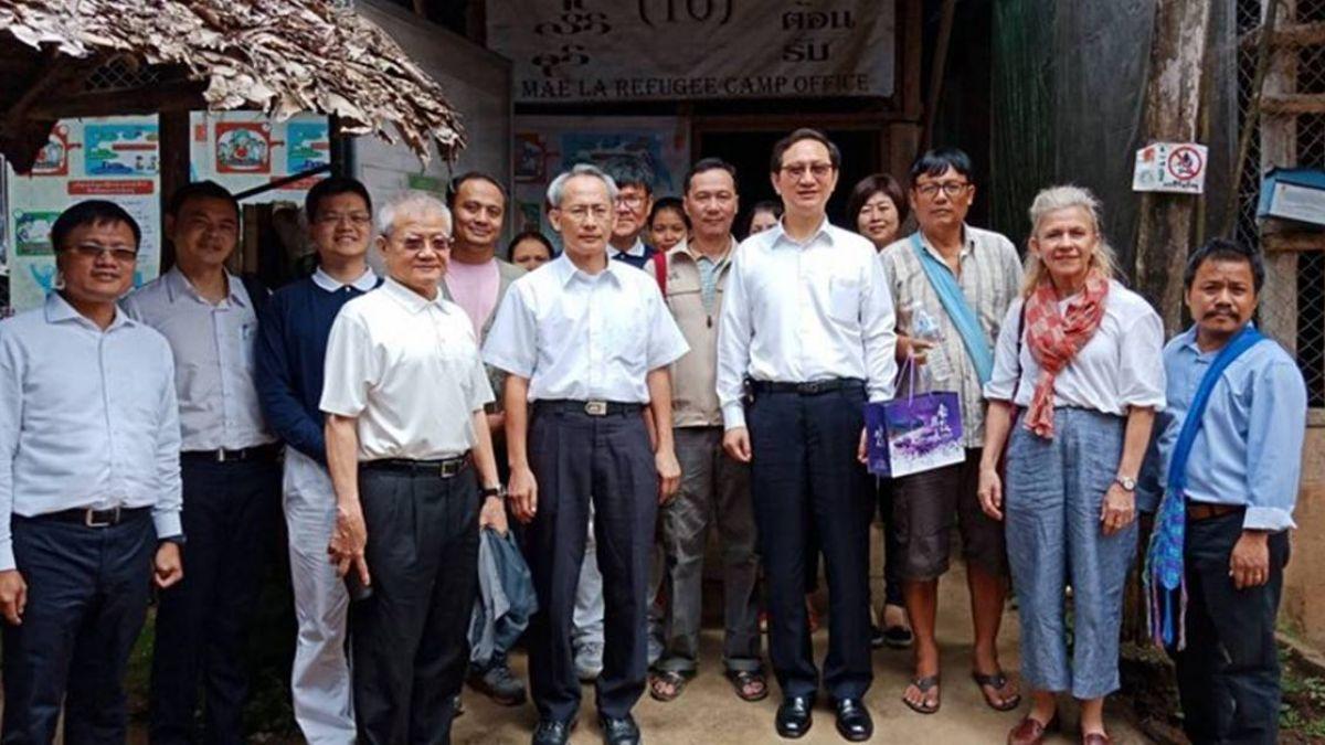 台援助泰緬邊境計畫  長期提供人道援助