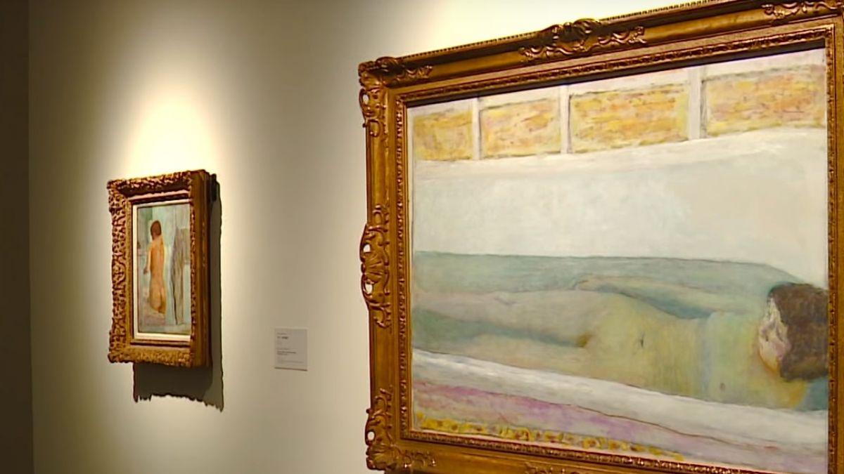 色彩大師波納爾畫作 高美館期間限定展出
