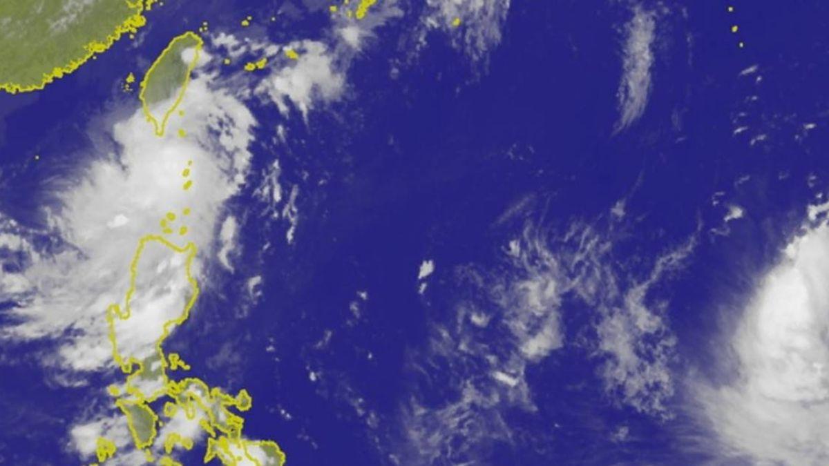 就在家門口!熱帶性低氣壓最快今成颱 山竹明恐轉強颱