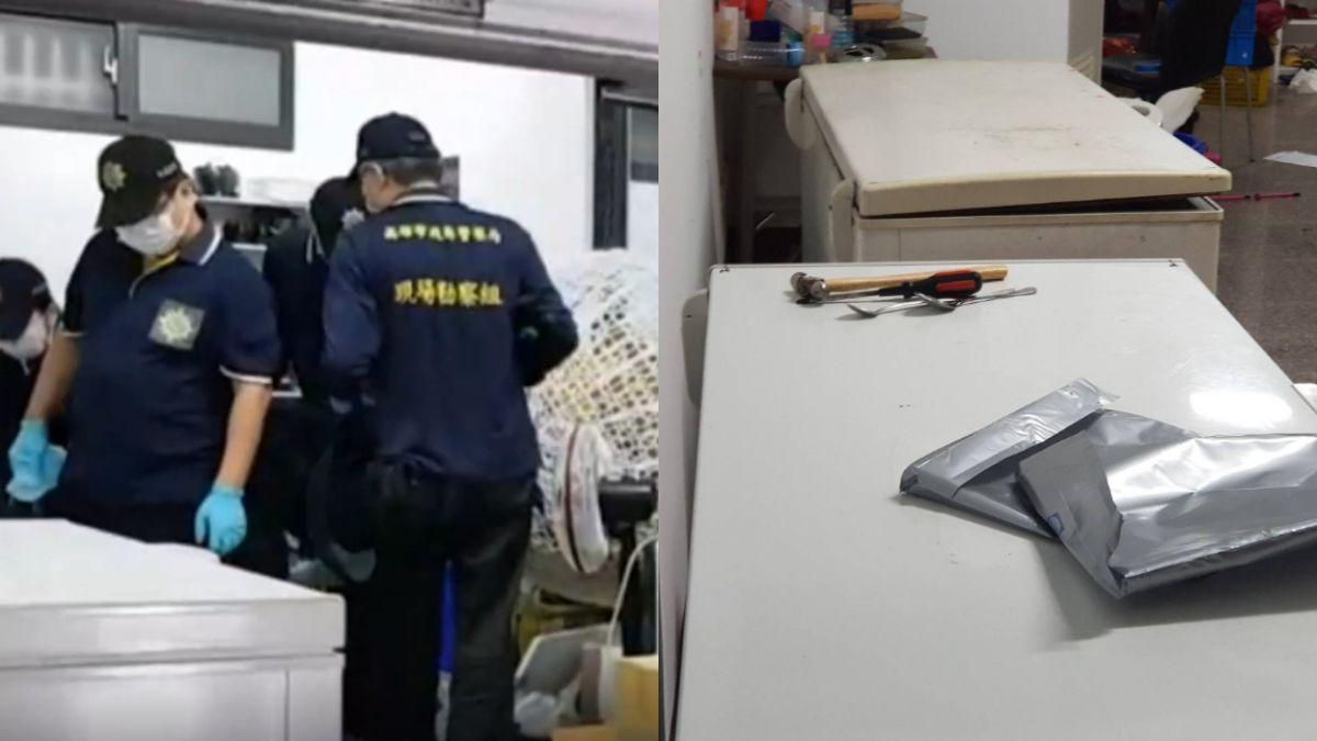 人妻砍殺家暴夫…藏冰櫃3個月 鄰爆:愛跑酒店敗光4千萬家產