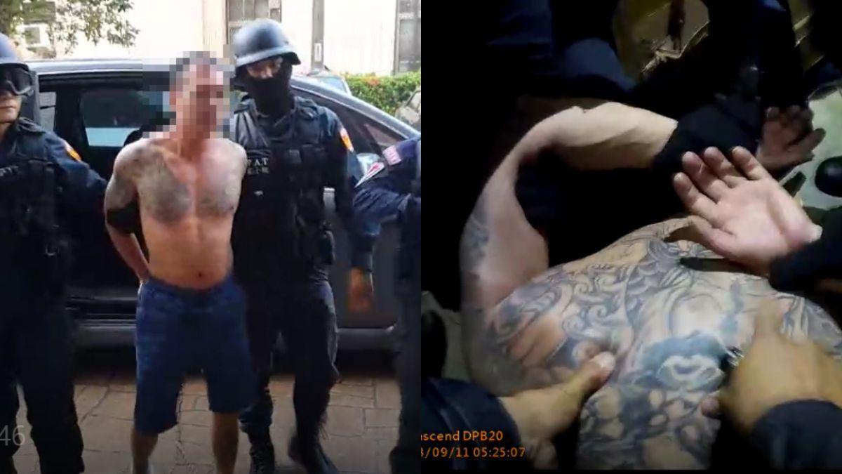 抓到了!29歲製茶工遭「行刑式」槍殺 嫌犯睡夢中落網