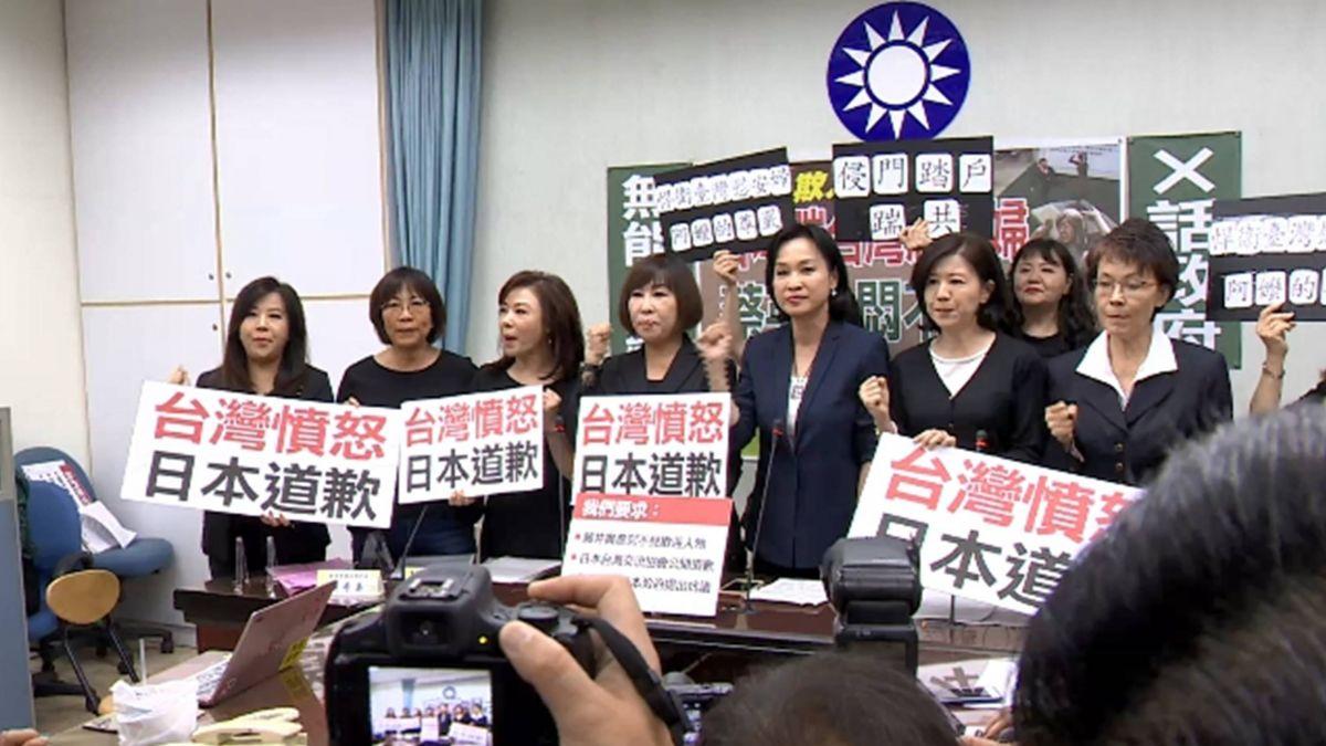 譴責日男踹銅像 謝長廷:他不代表日本人