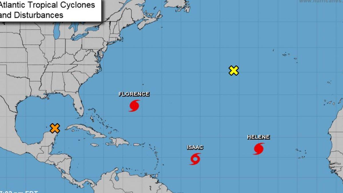 颶風佛羅倫斯威力大!華盛頓特區進入「緊急狀態」