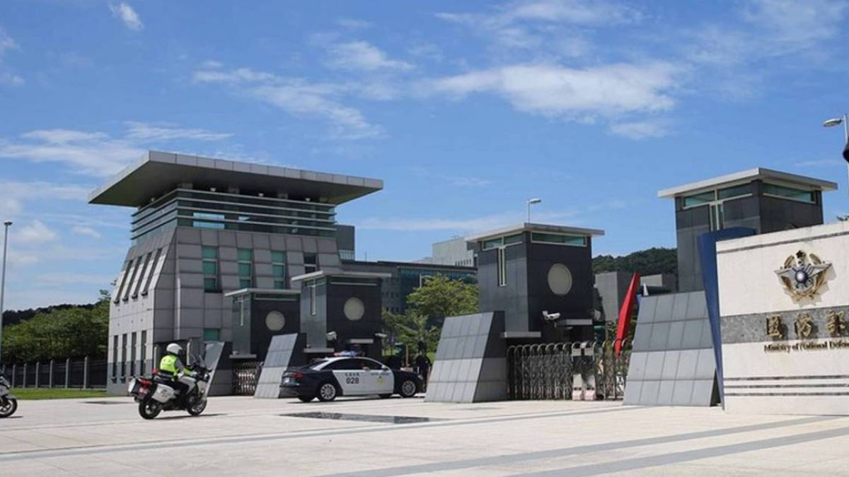 政軍兵推 蔡總統圓山指揮所總驗收