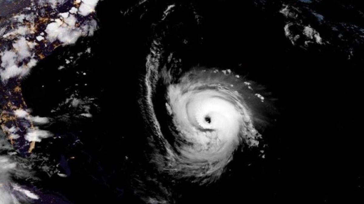30年最強怪獸級颶風來勢洶洶 美東170萬人急撤