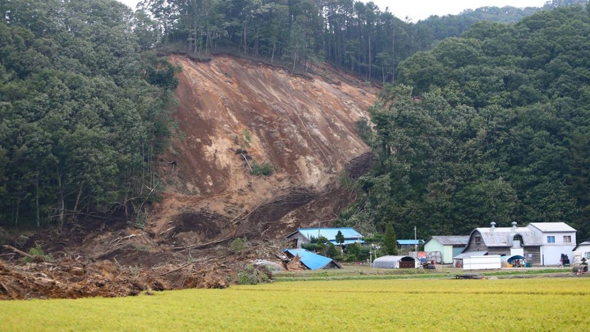 北海道強震剛過 低溫來襲 災民處境更艱難