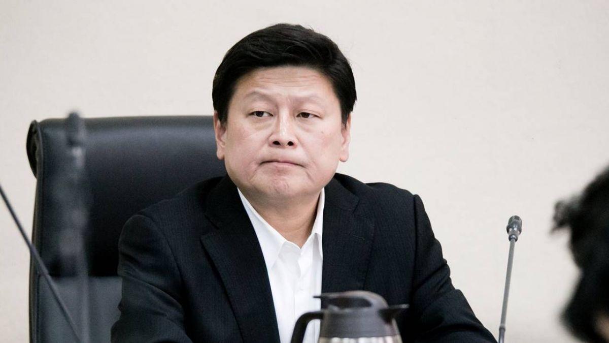 傅崐萁炒股案得手6千萬 判刑8月定讞須入獄