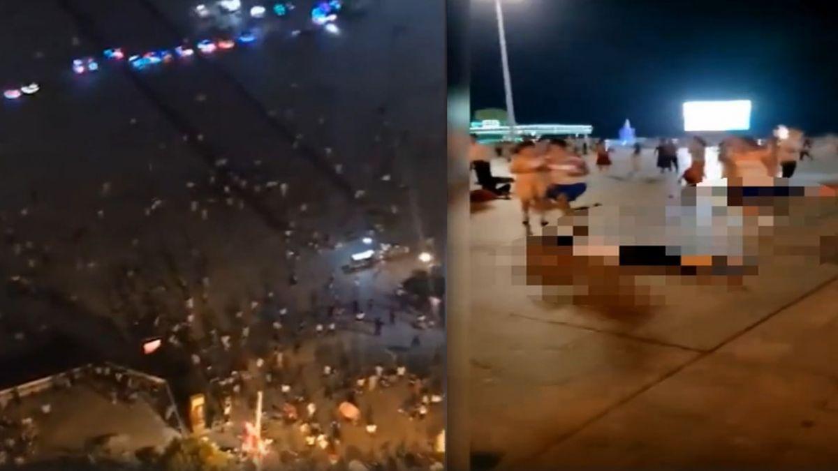 驚悚!癌男開車衝湖南廣場 釀9死46傷