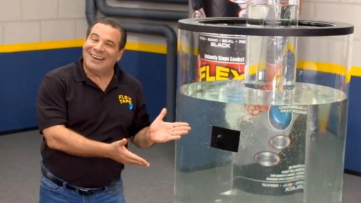 防水膠帶就是狂 隨手一貼瞬間修補止水!