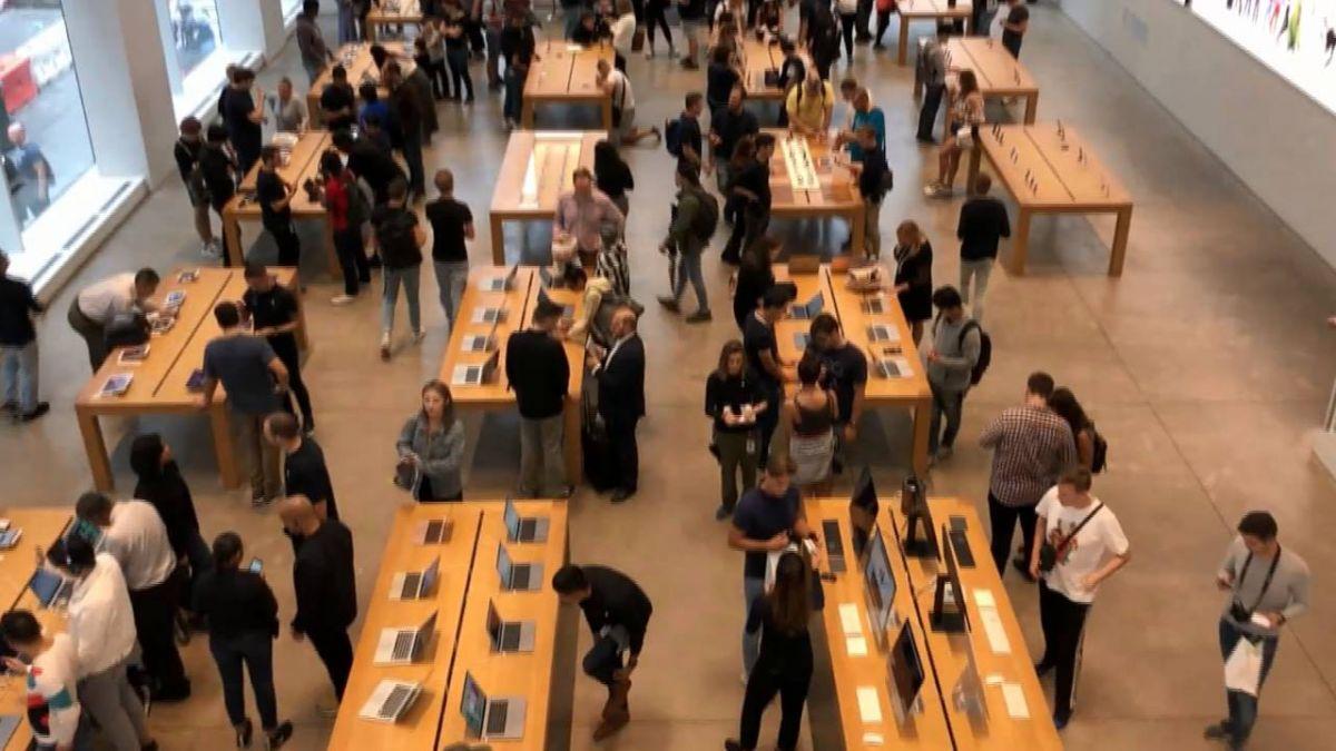 蘋果發布3支新iPhone 台灣9∕21開賣 最貴破5萬