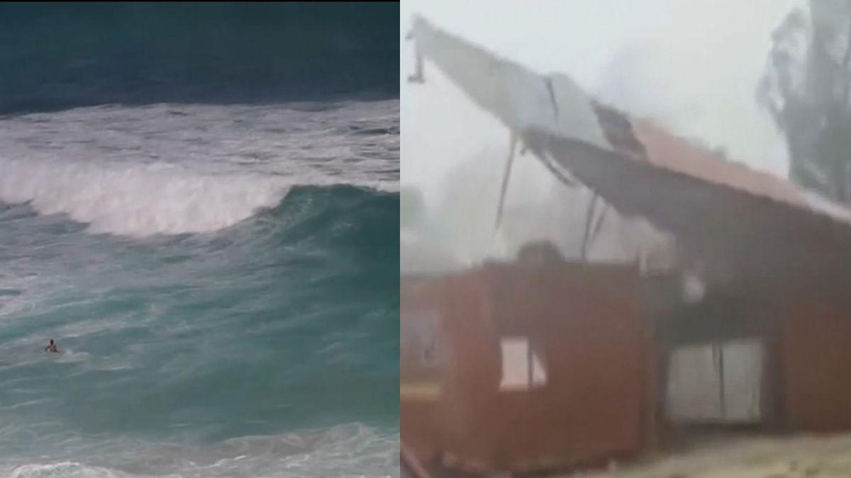 太平洋+大西洋9風暴 氣候專家:周末會很狂
