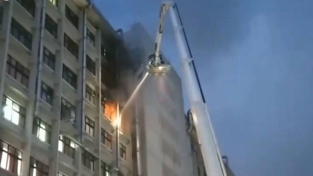 台北醫院大火14死 起火主因指向「超長波床墊」