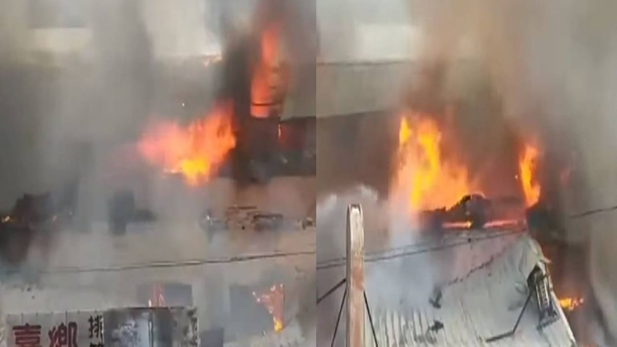 無情火狂燒苑裡市場 69間老店全毀 居民憾:這些吃不到了