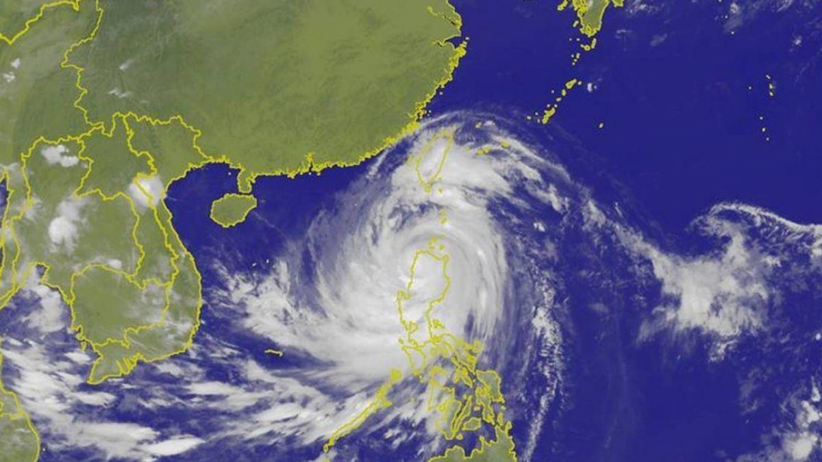 颱風山竹海上警報 勞部防災檢查開罰逾百萬