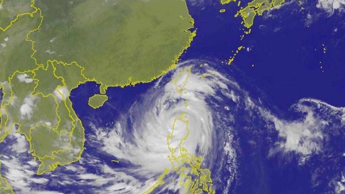 颱風影響 往離島及大陸58航次船班停航
