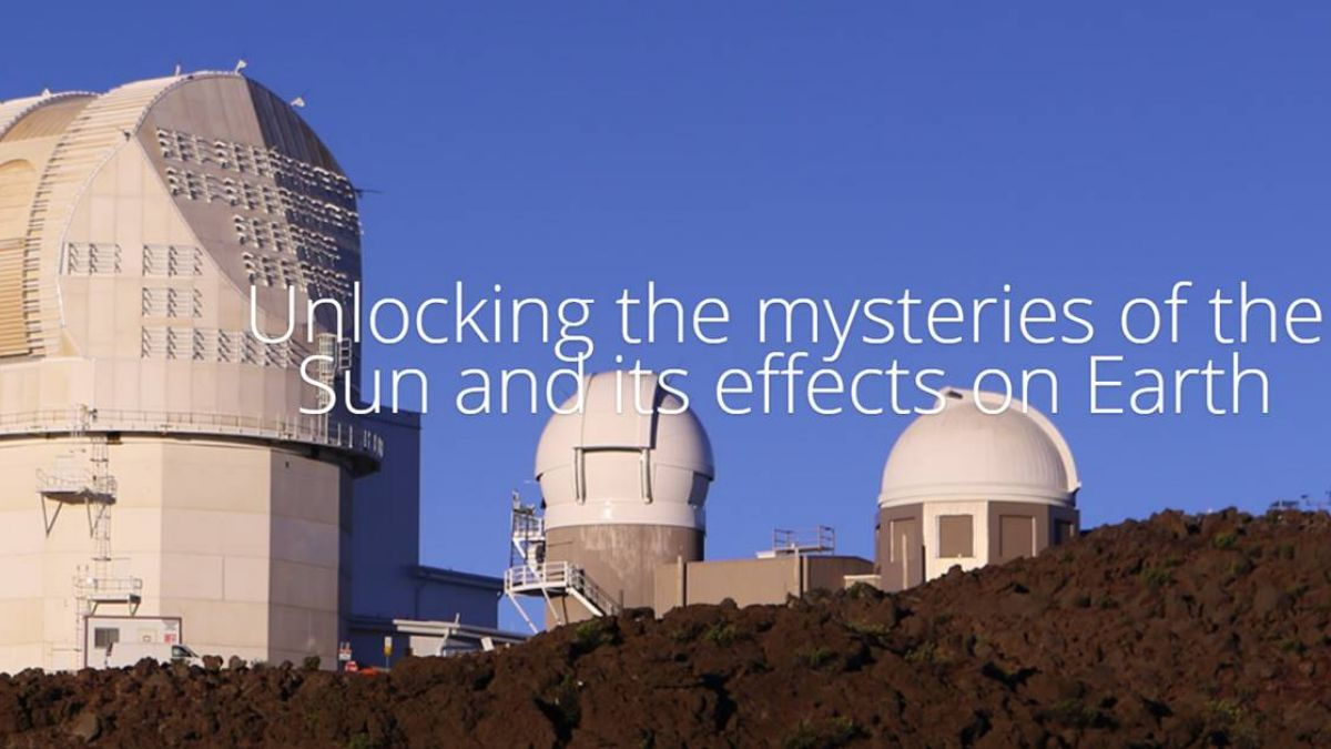 外星人來了?FBI封鎖天文台 他驚見詭異人群「圍繞天線」