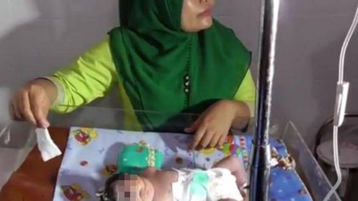 婦第5胎產下「獨眼無鼻女嬰」 僅活7小時夭折