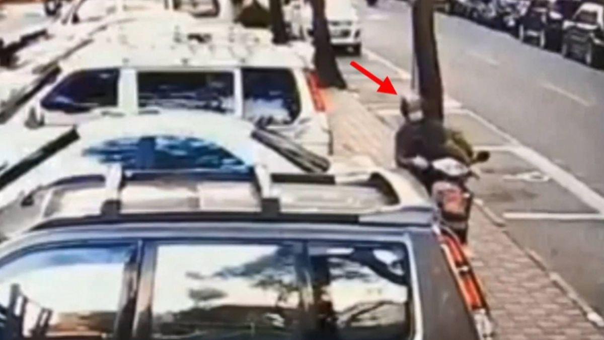 【獨家】小心!慣竊持萬用鑰匙15天偷三車 躲醫院被逮