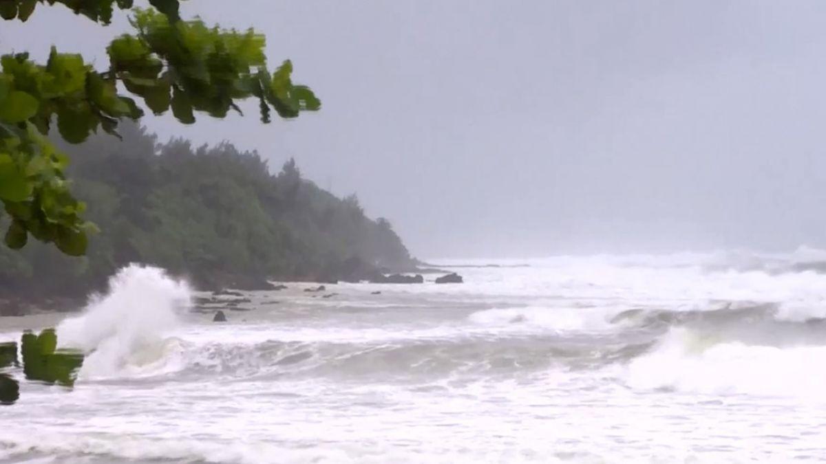 屏東山區2天雨量破千 氣象人員:颱風期正常